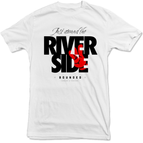 Bounded - Riverside Tee - Red