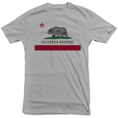 Bounded - Cali Bounding Tee