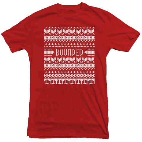 Bounded - Holiday Tee (Limited Edition)