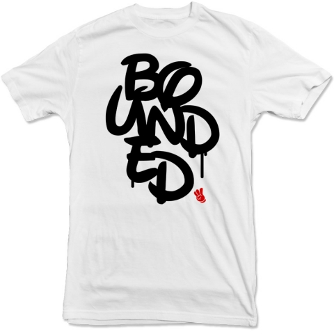 Bounded - Stacked Tee