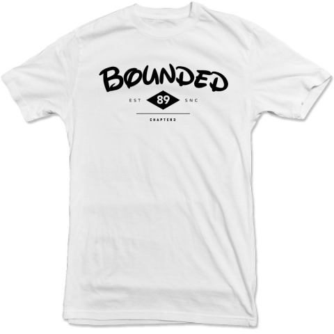 Bounded - 89 Tee