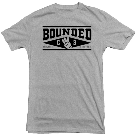 Bounded - Diamond Tee